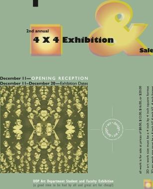 4 x 4 Exhibition