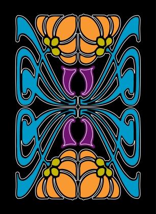 art nouveau color [Converted]