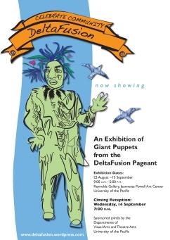 DeltaFusion Exhibition
