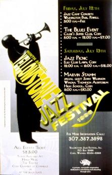 Yellowstone Jazz Festival