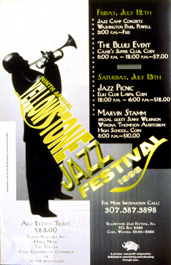 Yellowstone Jazz Festival