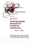PURCC program cover