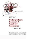PURCC program cover