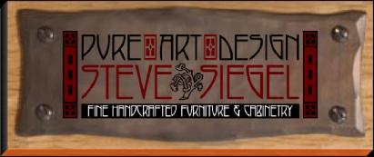 Steve Siegel Furniture Maker