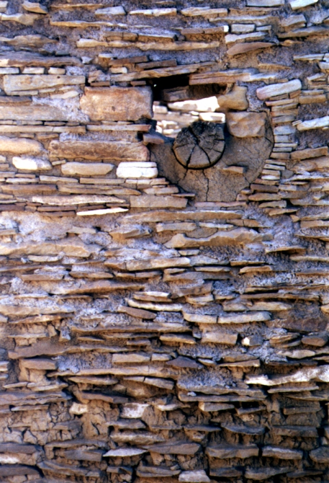 anasazi log hole