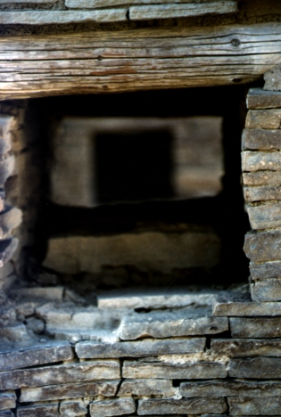 anasazi window hole