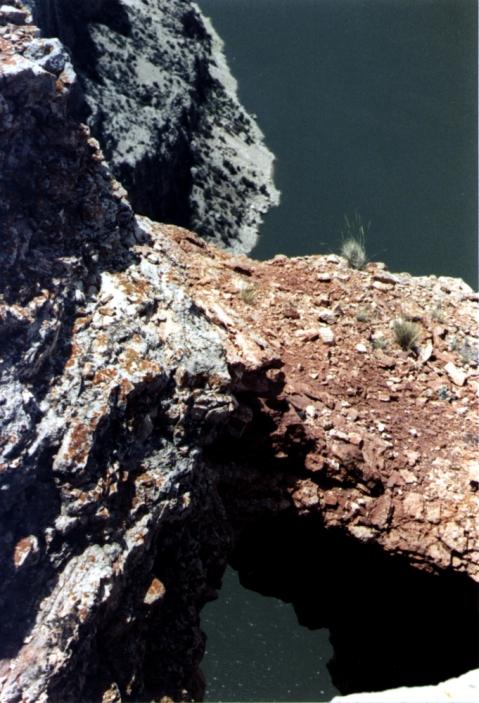 bighorn cliff