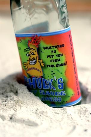 chucks hot sauce 1