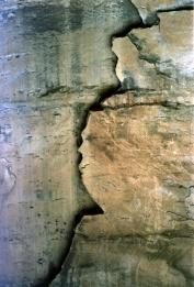cliff crack #1