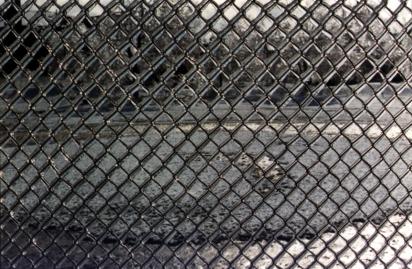 ice fence