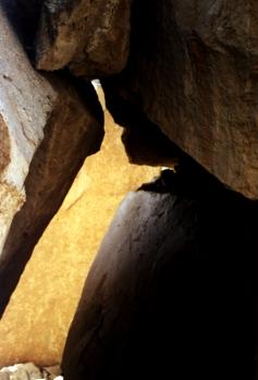 rock opening