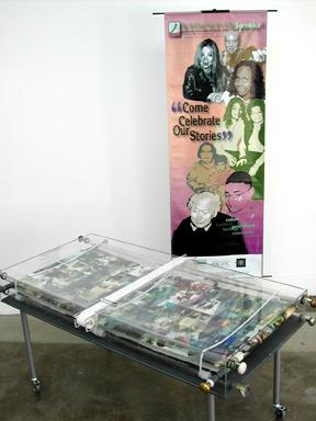 SS box & Banner