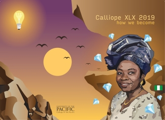 Parks Calliope Cover
